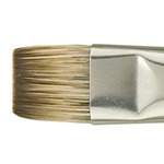 Silver Brush Monza Synthetic Mongoose Brushes