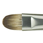 Silver Brush Monza Series 2632S Filbert 0