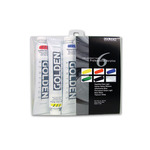 Golden Heavy Body Introductory Set of 6 22ml Tubes