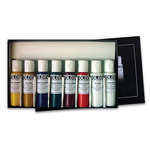 GOLDEN Fluid Acrylic Select Professional Set of 8