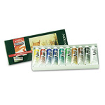 Winton Oil Color Tube Starter Set of 10 37 ml Tubes