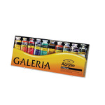 Galeria Flow Formula Acrylic Set of 10 2 oz Tubes