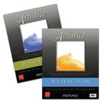 Fabriano Artistico Watercolor Small Sheet Packs