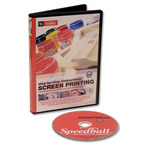 Speedball Screen Printing DVD