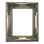"Classical Frame 18x24"" - Silver"