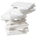 "Paramount 3/4"" Professional Stretched Canvas Bulk Packs"