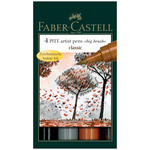 Faber-Castell PITT Big Brush Classic Pen Set