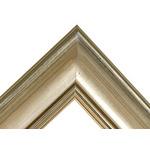 "Classique 77 Frame 9x12"" - Silver"