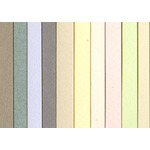 "Canson Mi-Teintes 10 Sheet Pack 19x25"" - Pastel Colors"