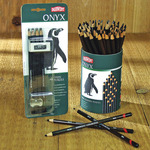 Derwent Onyx Super Dark Graphite Pencil Sets