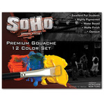 SoHo Urban Artist Gouache Sets