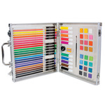 First Impressions Complete Art Set for Kids- 78 Piece Non Toxic