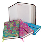 Passport Pocket Sketch And Silk Travel Journals