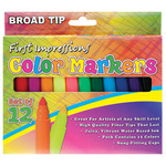 First Impressions Kids Color Art Marker Sets