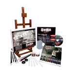 SoHo Urban Artist Acrylic Painting Sets