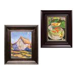 Baldwin Series Wood Frames
