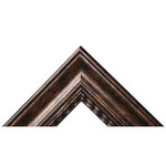 "Baldwin Series Ready Made Wood Frame Hartford 11x14"" - Bronze"
