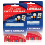 Jerrys Gift Cards