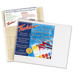 Fredrix Watercolor Archival Canvas Boards Box of 12 8x10""