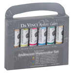 Da Vinci Artists' Watercolor Iridescent Set of 6 15 ml Tubes