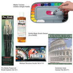 Acrylic Paint Sets for Professionals