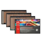 Caran d'Ache Luminance 6901 Lightfast Pencils Set of 76