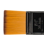 Ebony Splendor Brush Short Handle Wash with Paddle Handle 1.5