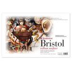 "Strathmore Sequential Paper 300 Series Vellum Bristol 12x12"", 24 Sheet Pad"