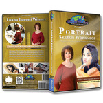 Luana Luconi Winner Portrait Art DVDs