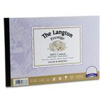 The Langton Prestige Watercolour Pads