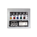 Winsor & Newton Artists' Acrylic Intro Set of 6 20 ml Tubes