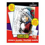 Canson Fanboy Artist Trading Cards