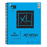 """Canson XL Mix-Media Pad (60 Sheets - Spiral Bound) 7x10"""""""