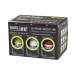 Liquitex Professional Acrylic Ink Essential Set of 6