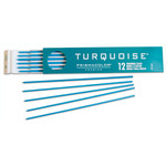 Prismacolor Turquoise 2mm Leads 12-Pack Non-Photo Blue