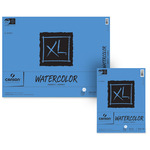 Canson XL Watercolor Pad (30 sheets - Tape Bound) 12x18""