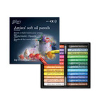 Mungyo Gallery Soft Oil Pastels Set of 24 - Assorted Colors