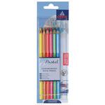 Conté Pastel Pencils Set of 6 - Assorted Colors