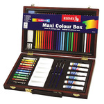 Reeves Superior Maxi Colour Box