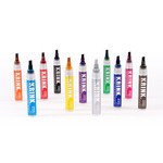 Krink Graffiti Art K-71 Permanent Ink Marker 22ml - Silver (Opaque)