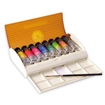 Sennelier l'Aquarelle French Artists' Watercolor Travel Set of 8 10ml Tubes
