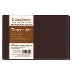 "Strathmore Hardbound Art Journal 400 Series Recycled Watercolor Paper (140 lb.) 8.5x5.5"" - 48 Pages"