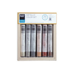 R&F Pigment Sticks Set of 6 - Metallic Colors