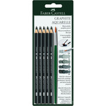 Faber-Castell Graphite Aquarelle Pencil Sets