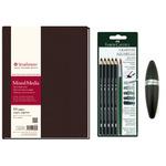 Faber-Castell Graphite Aquarelle Pencil Sets