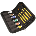 Daler-Rowney System 3 Acrylic Travel Case Set 22 ml Tubes
