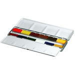 Da Vinci Artists' Watercolor Pan Mixing Set of 12 Full Pans