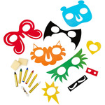 NPW Face Art Face Paint and Stencils Sets