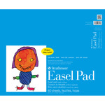 Strathmore 100 Series Kids' Art Paper Easel Pad (40 Sheets) 14x17""