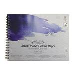 "Winsor & Newton Professional Watercolor Spiral Pad Cold Pressed - 140lb 5x7"""